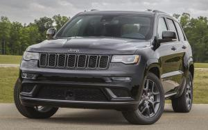 Jeep Grand Cherokee Limited X 2018 года