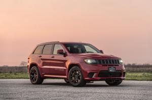 2018 Jeep Grand Cherokee Trackhawk HPE1000 by Hennessey