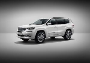 Jeep Grand Commander Summit 2018 года