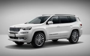 Jeep Grand Commander Summit