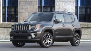 Jeep Renegade Limited 2018 года