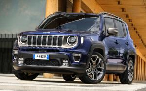 Jeep Renegade Limited 2018 года (WW)