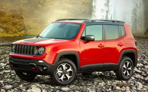 Jeep Renegade Trailhawk 2018 года (NA)