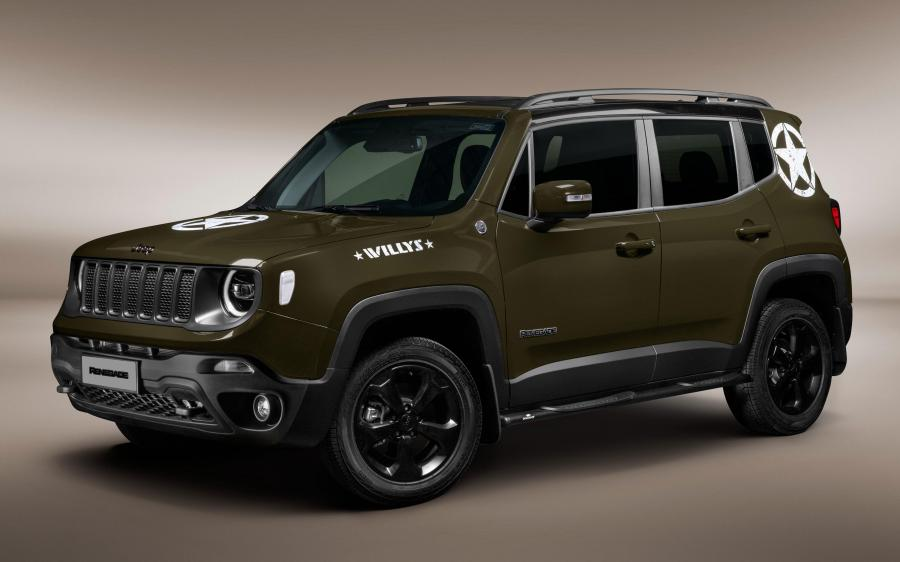 2018 Jeep Renegade Willys (LA)