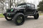 Jeep Wrangler Call of Duty MW3 Special Edition on Forgiato Wheels (Ventoso-T) 2018 года
