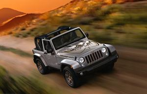 2018 Jeep Wrangler Golden Eagle