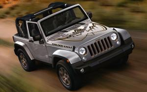 2018 Jeep Wrangler Golden Eagle (EU)