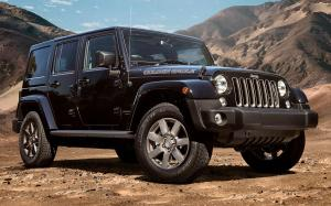 Jeep Wrangler Unlimited Golden Eagle
