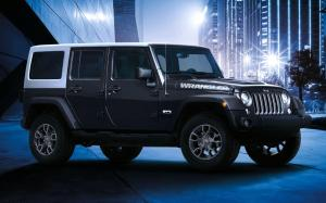Jeep Wrangler Unlimited JK Edition 2018 года (EU)