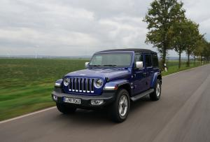 2018 Jeep Wrangler Unlimited Overland