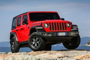 Jeep Wrangler Unlimited Rubicon 2018 года