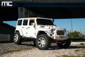 Jeep Wrangler Unlimited by MC Customs 2018 года