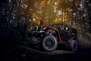 2018 Jeep Wrangler by Vilner