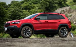 Jeep Cherokee Trailhawk 2019 года (JP)