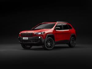Jeep Cherokee Trailhawk 2019 года