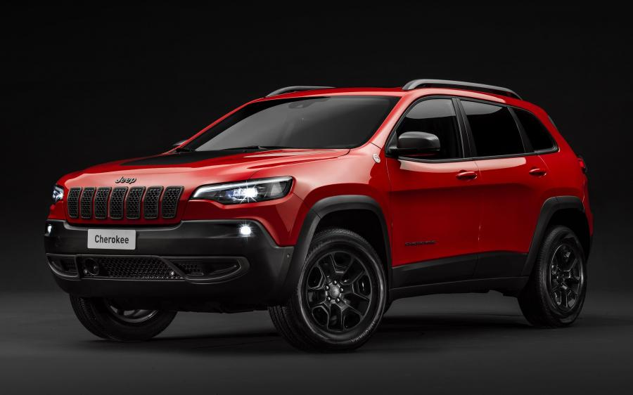 2019 Jeep Cherokee Trailhawk (WW)