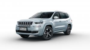Jeep Commander Plug-in Hybrid 2019 года