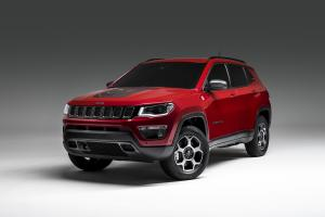 Jeep Compass Plug-in Hybrid 2019 года