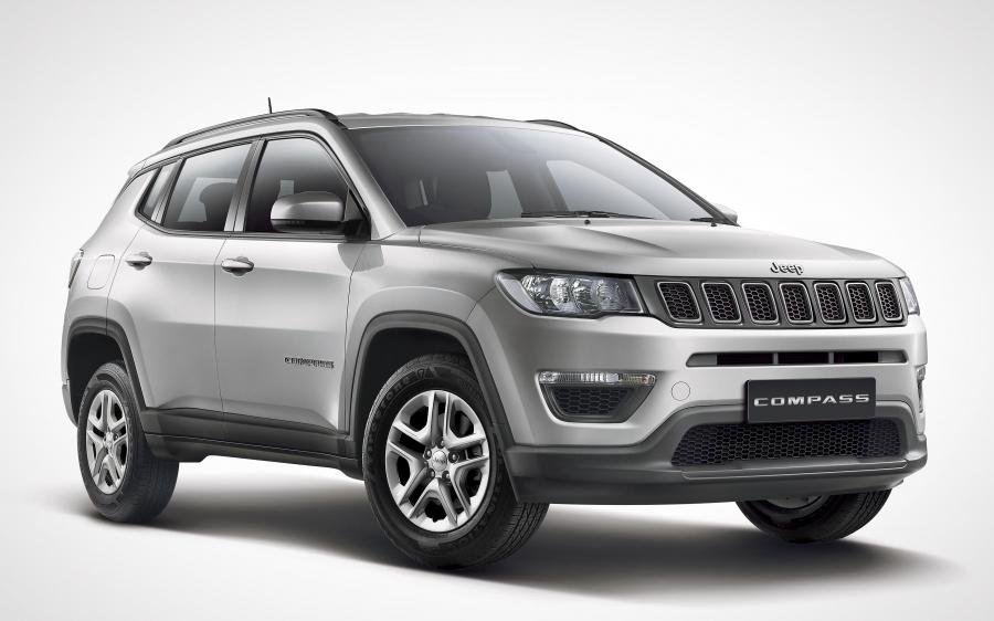 2019 Jeep Compass Sport Plus (IN)