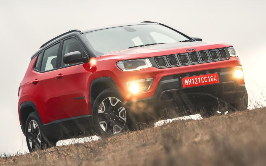2019 Jeep Compass Trailhawk (IN)
