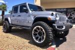 Jeep Gladiator Overland on Forgiato Wheels (FLOW Terra 002) 2019 года