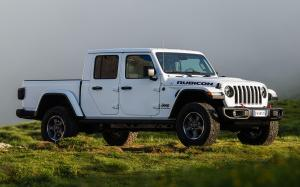 2019 Jeep Gladiator Rubicon (EU)