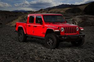 2019 Jeep Gladiator Rubicon Launch Edition