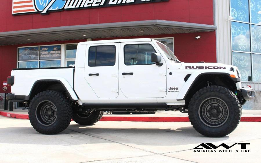 2019 Jeep Gladiator Rubicon by AWT Motorsports