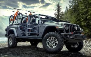 Jeep Gladiator Rubicon by Mopar 2019 года
