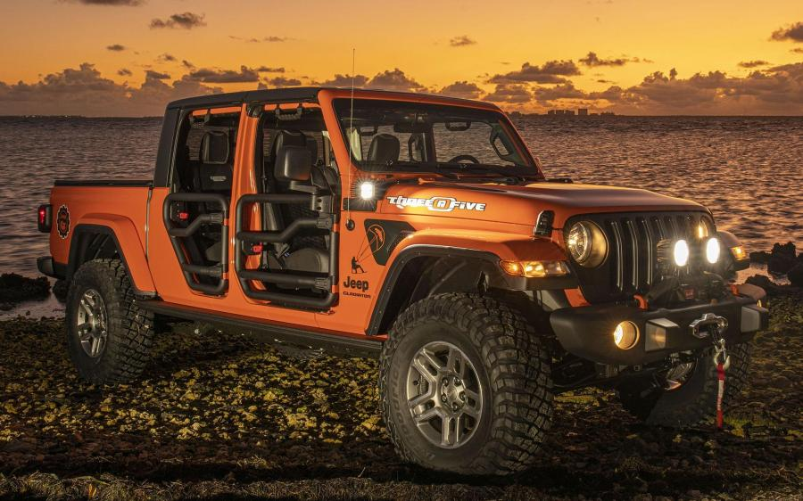 2019 Jeep Gladiator Three O Five