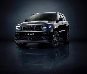 Jeep Grand Cherokee S Limited 2019 года