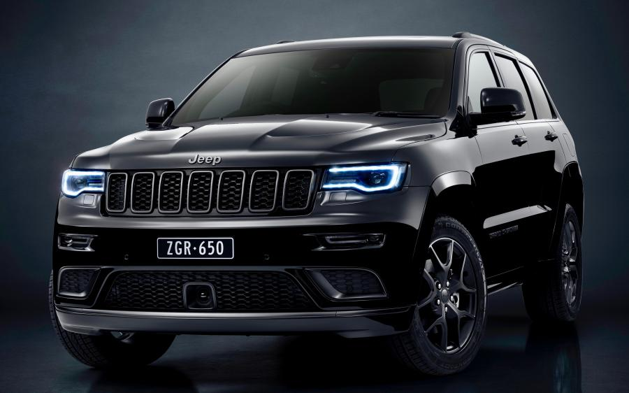 2019 Jeep Grand Cherokee S Limited (AU)