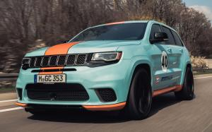 Jeep Grand Cherokee Trackhawk GULF 40 by GeigerCars 2019 года