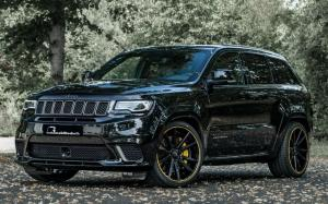 Jeep Grand Cherokee Trackhawk by B&B