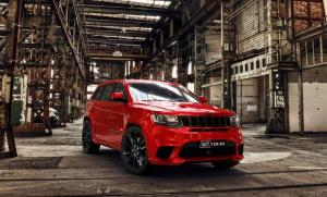 2019 Jeep Grand Cherokee Trackhawk by O.CT Tuning