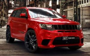 Jeep Grand Cherokee Trackhawk by O.CT Tuning 2019 года