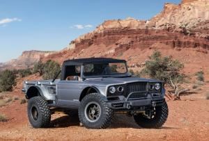 2019 Jeep M-715 Five-Quarter