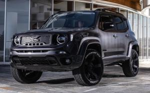 2019 Jeep Renegade Hero by Militem