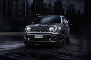 Jeep Renegade Night Eagle 2019 года (WW)
