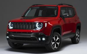 Jeep Renegade Plug-in Hybrid 2019 года (WW)