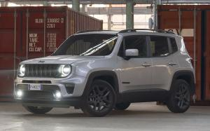 Jeep Renegade S 2019 года (EU)