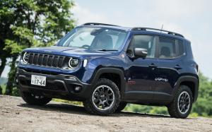 Jeep Renegade Trailhawk 2019 года (JP)
