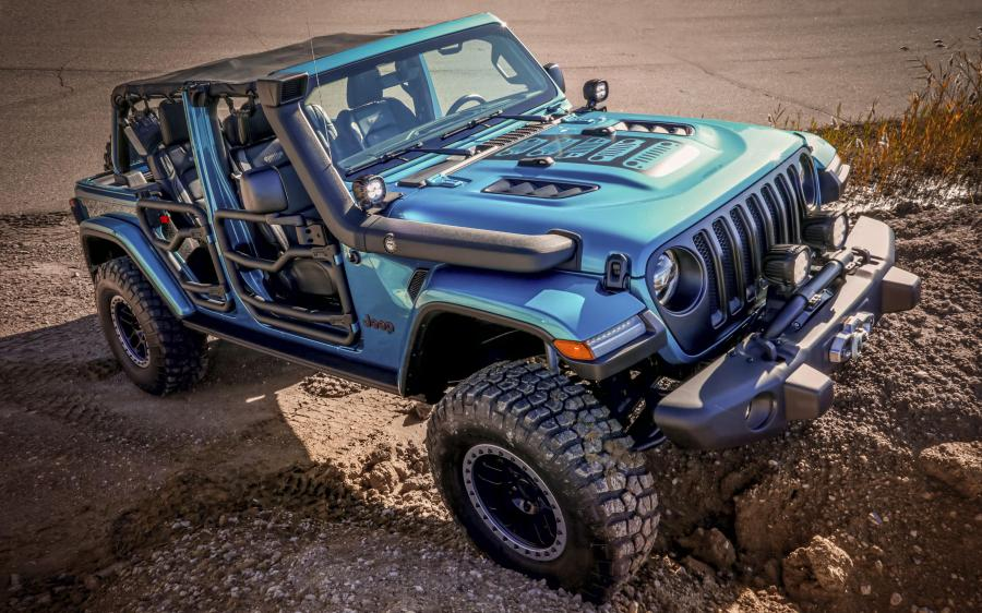 Jeep Wrangler Rubicon by Mopar (JL) (JL) '2019