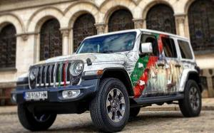 Jeep Wrangler Sahara Unlimited by Vilner 2019 года