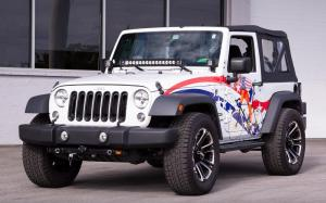 Jeep Wrangler Sport TEN SPD by MetroWrapz
