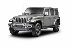 2019 Jeep Wrangler Unlimited Overland