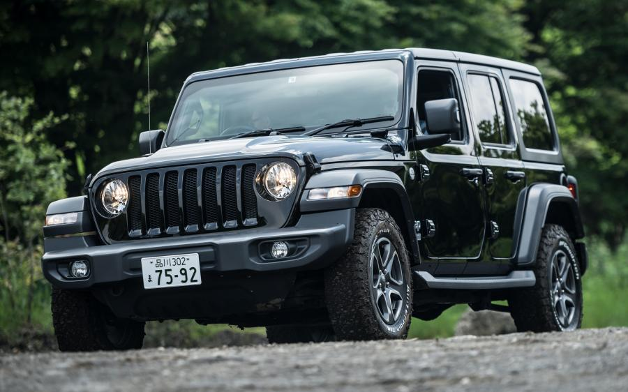 Jeep Wrangler Unlimited Rubicon (JL) (JP) '2019