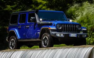 Jeep Wrangler Unlimited Sahara 1941 by Mopar 2019 года (EU)