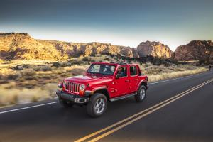 2019 Jeep Wrangler Unlimited Sahara EcoDiesel