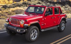 Jeep Wrangler Unlimited Sahara EcoDiesel